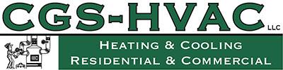 CGS Heating Logo